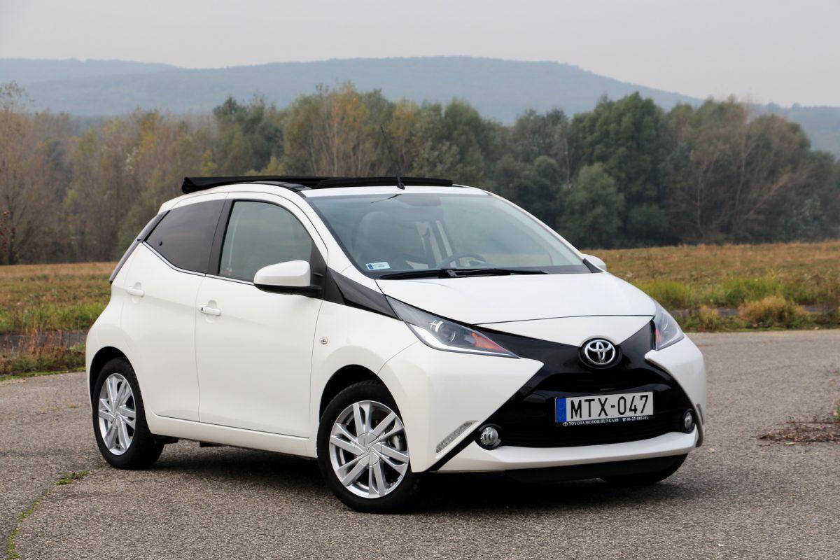 Leasing Toyota Aygo et Location longue durée LOA