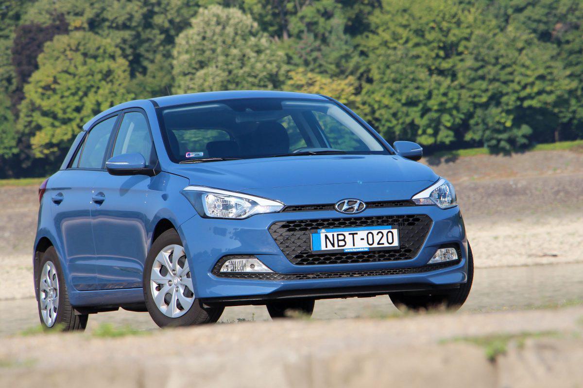 Leasing Hyundai i20 et Location longue durée LOA