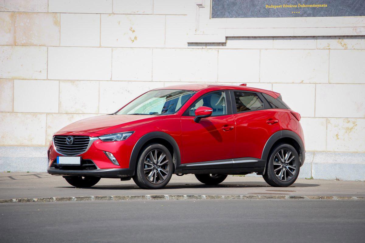 Leasing Mazda CX-3 et Location longue durée LOA