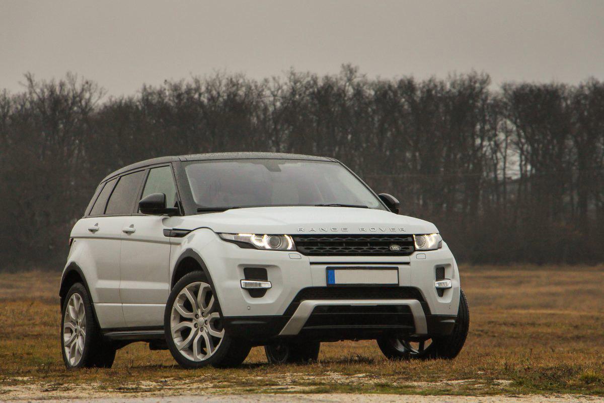 Leasing Land Rover Range Rover Evoque et Location longue durée LOA