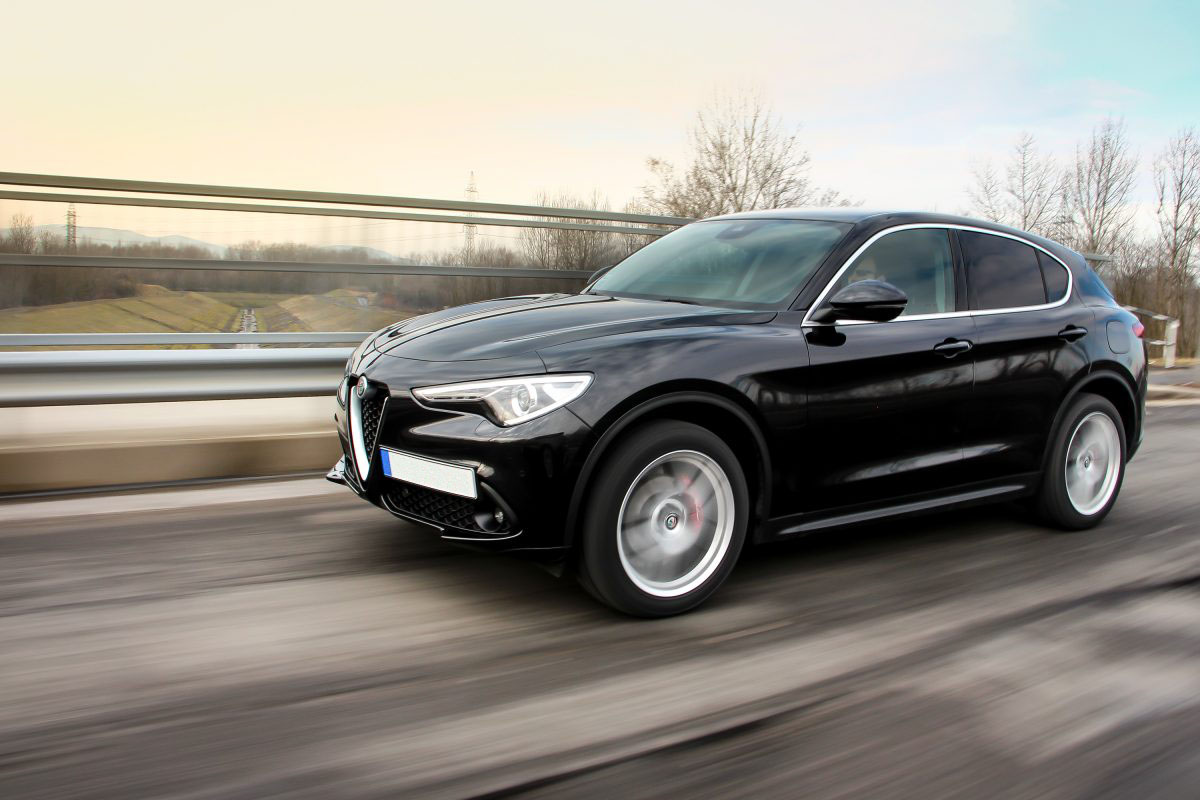 Leasing Alfa Romeo Stelvio et Location longue durée LOA