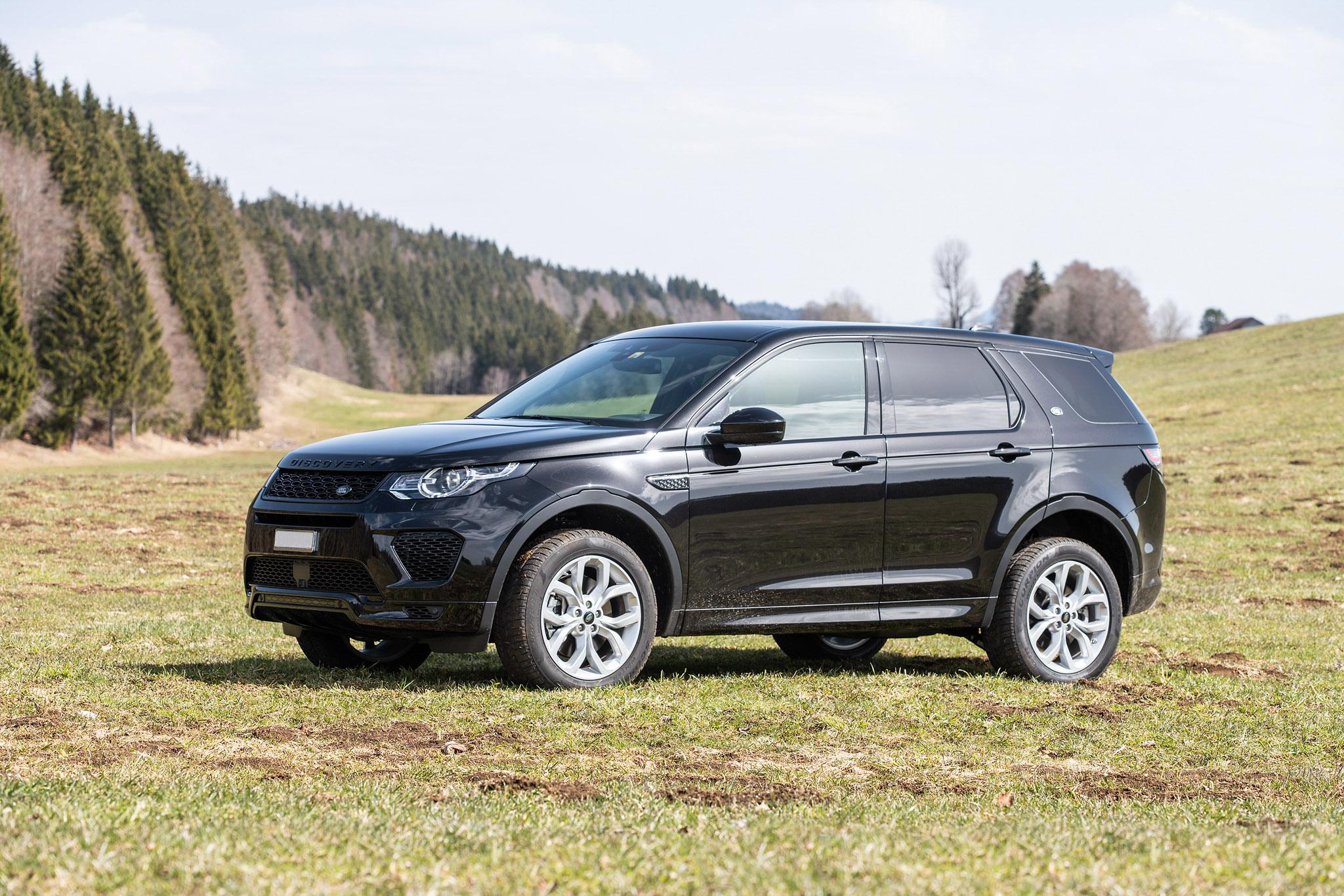 Leasing Land Rover Discovery Sport et Location longue durée LOA