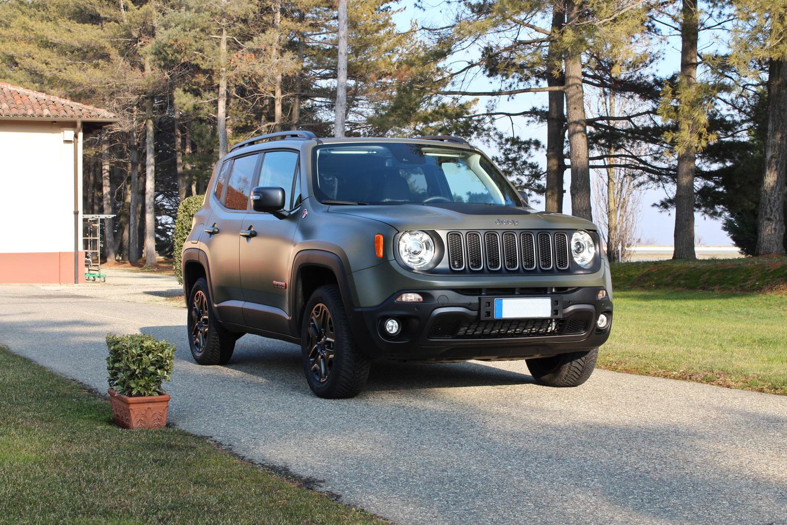 Leasing Jeep Renegade et Location longue durée LOA