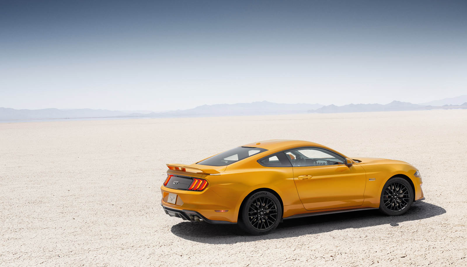 Leasing Ford Mustang Fastback et Location longue durée LOA