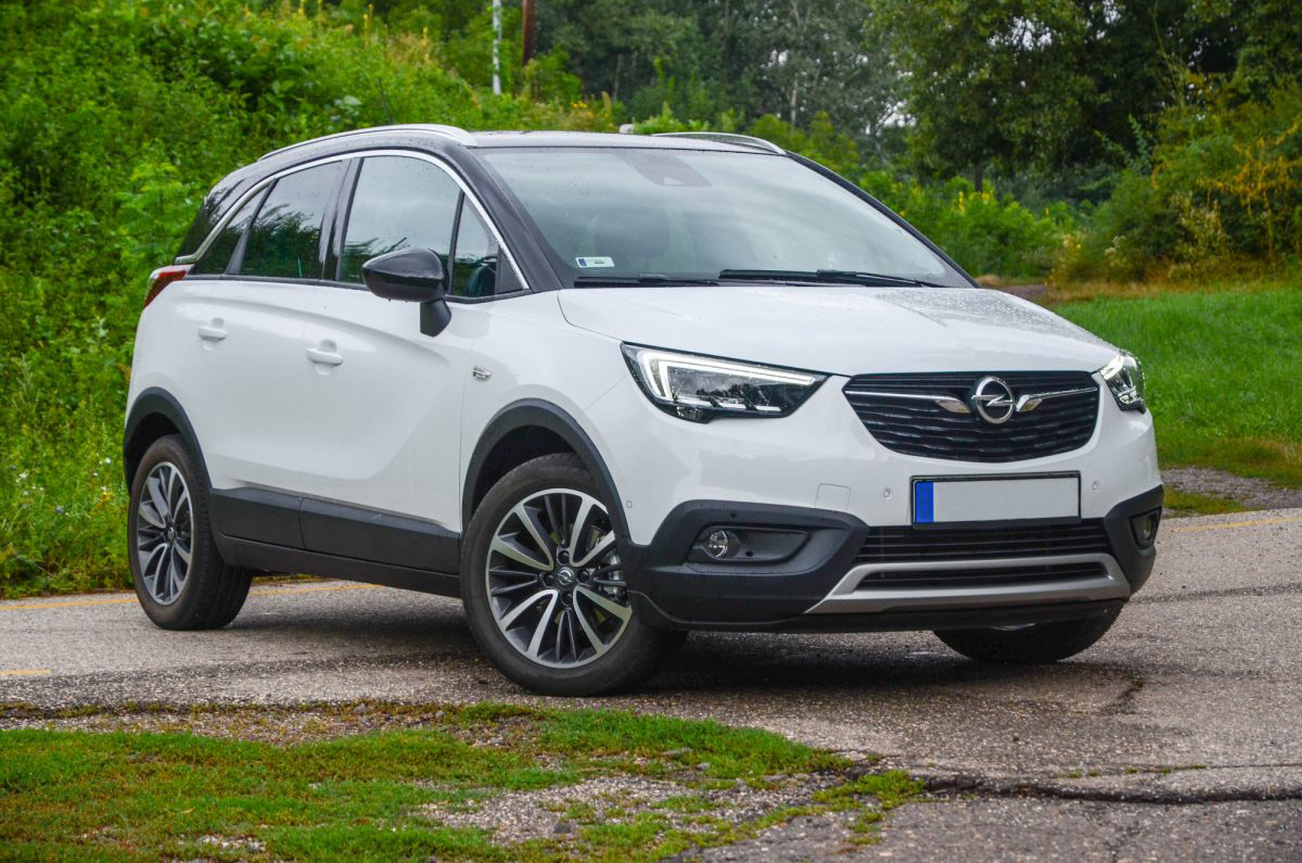 Leasing Opel Crossland X et Location longue durée LOA