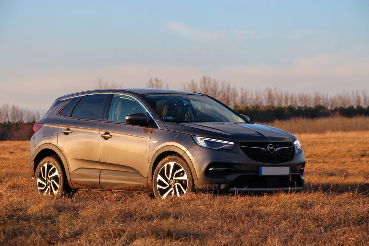 Leasing Opel Grandland X et Location longue durée LOA