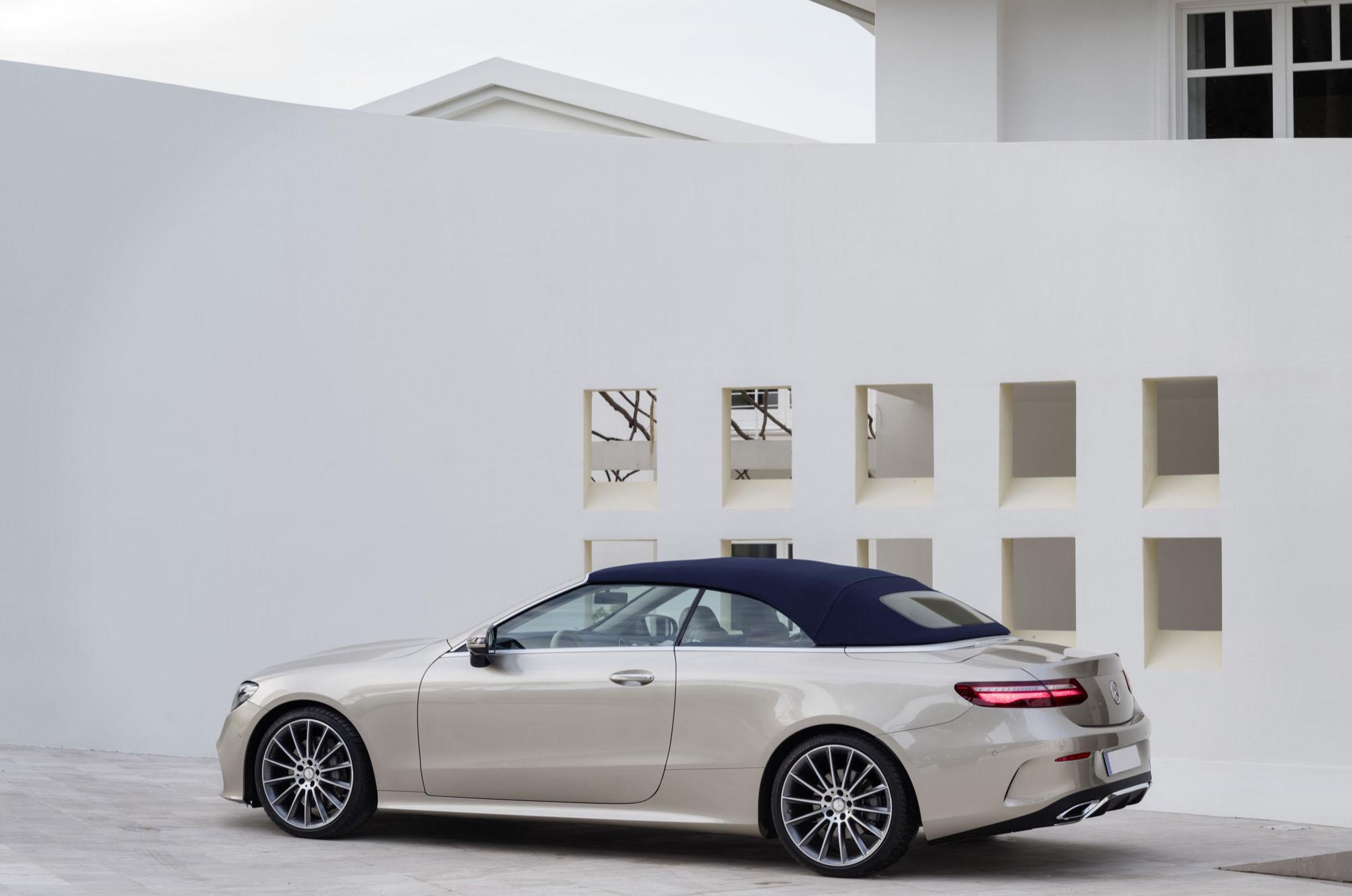 Leasing Mercedes Classe E Cabriolet et Location longue durée LOA