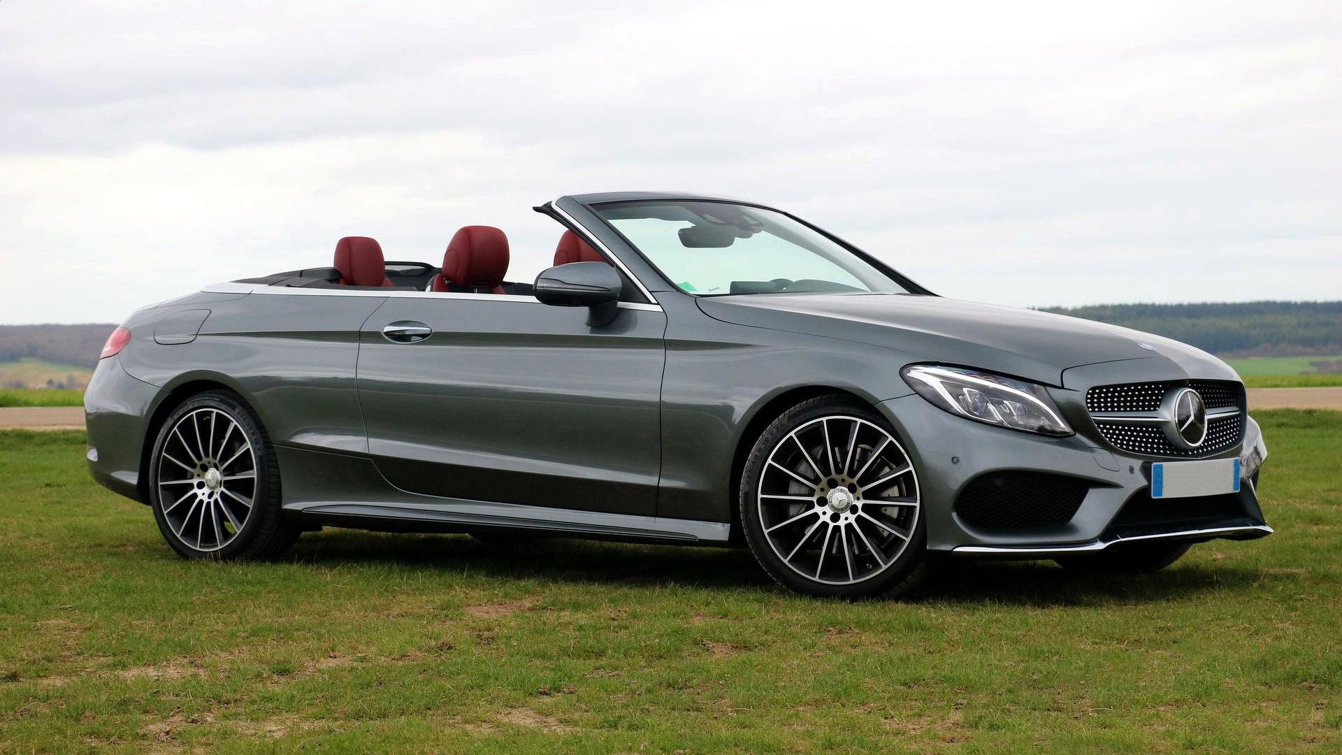 Leasing Mercedes Classe C Cabriolet et Location longue durée LOA