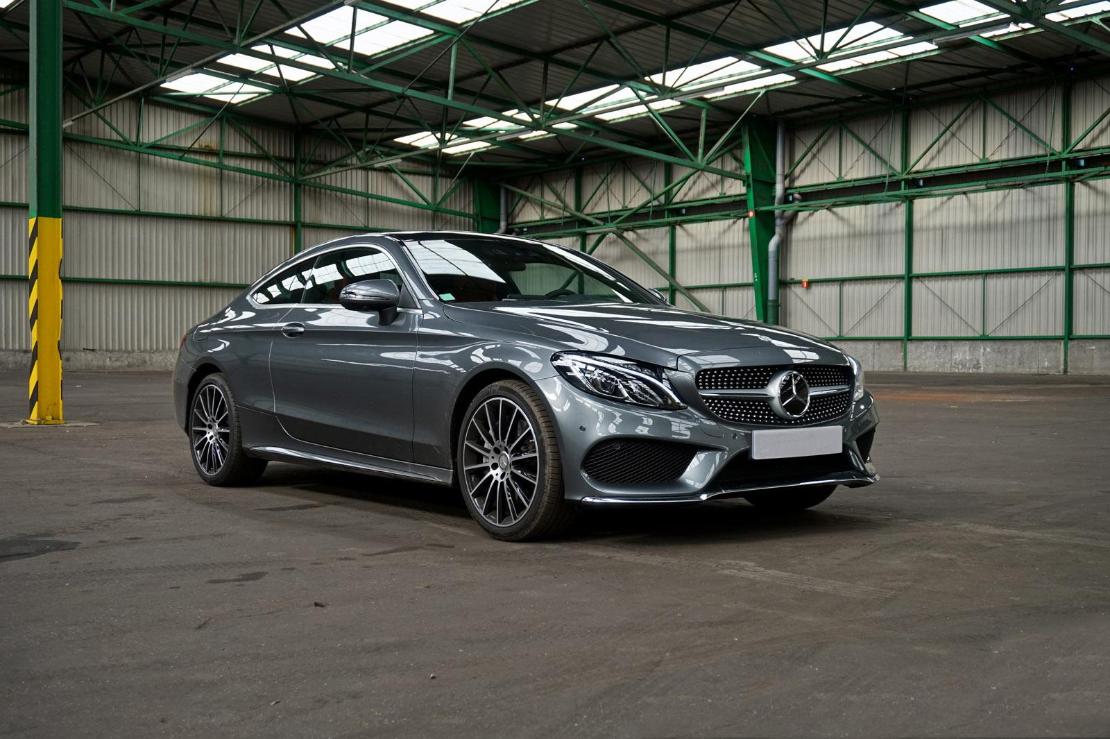Leasing Mercedes Classe C Coupé et Location longue durée LOA